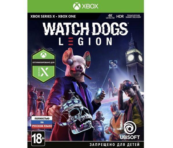Watch_Dogs: Legion (Xbox One/Series)