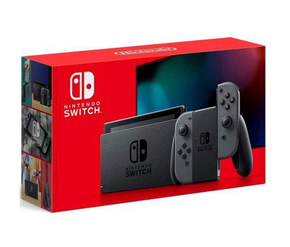 Nintendo Switch 2019 (серый)