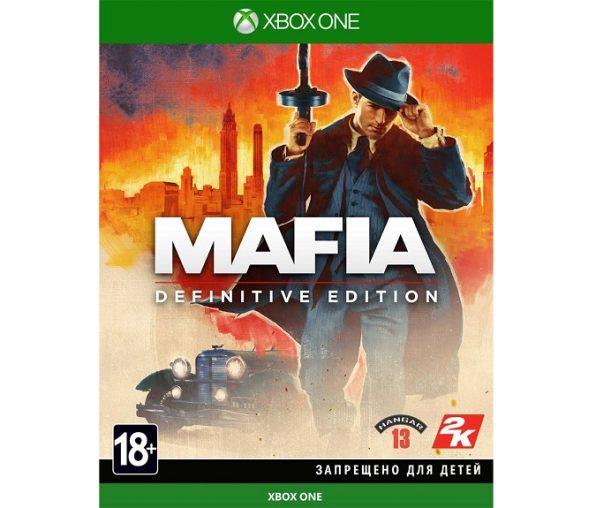 Mafia: Definitive Edition (Xbox One/Series)