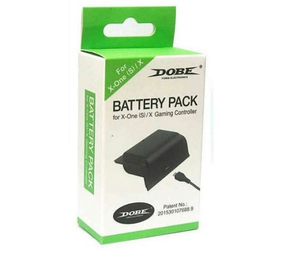 Аккумулятор для Геймпада Xbox One (черный)