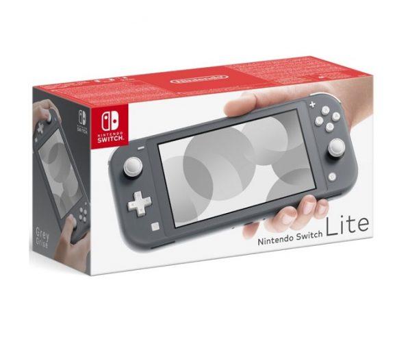 Nintendo Switch Lite (серый)