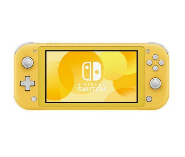 Nintendo Switch Lite (желтый)