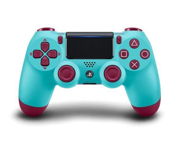 Геймпад DualShock 4 V2 Ягодно-голубой