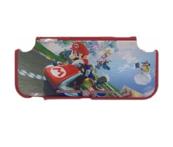 Защитный пластиковый чехол для Nintendo Switch Lite Mario Kart 8