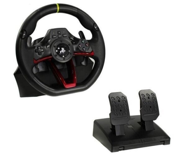 Руль Hori Racing Wheel Apex Bluetooth (PS5/PS4/PC)